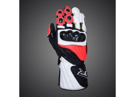 Rękawice 4SR 96 Stingray Black/White/Red