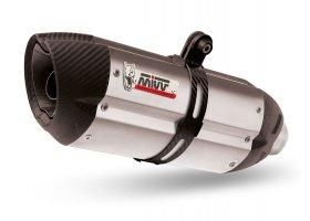 Układ wydechowy MIVV SUZUKI GSX-S 750 17/18 MIVV STAL / CARBON SUONO STANDARD SLIP-ON