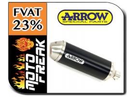 Układ Wydechowy ARROW Kawasaki Z 1000 14/15 THUNDER FOND. INOX 71755AON