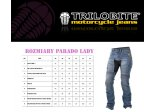 PARADO 661 LADIES Denim Pants Black