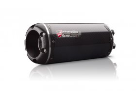 Tłumik typu Full System Suzuki GSX-R1000 09/16 M2 Silver Carbon REF: 005-2420105V-S