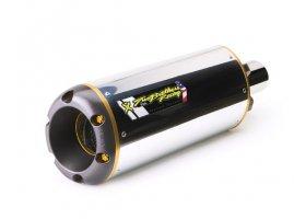 Tłumik typu Full System Suzuki GSX-R750/GSX-R600 06/07 M2 Standard Aluminum REF: 005-1470106V