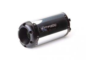 Tłumik typu Full System Suzuki GSX-R750/GSX-R600 08/10 M2 Black Aluminum REF: 005-2130106V-B