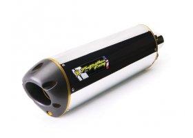 Tłumik typu Slip-On Suzuki GSX-R750/GSX-R600 11/18 M2 Aluminuium REF: 005-3040406V