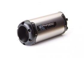 Tłumik typu Full System Yamaha R6 06/18 M2 Black Titanium REF: 005-2120108V-B