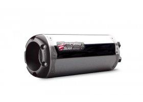 Tłumik typu Full System Yamaha R6 06/18 M2 Silver Aluminum REF: 005-2120106V-S