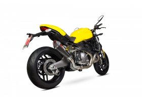 MONSTER 821 SERKET TAPER CARBON RDI66CEO