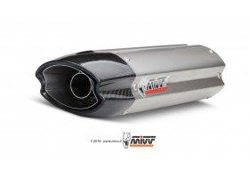 Układ wydechowy MIVV FZ6 04/11 Suono Inox
