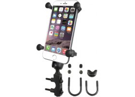 RAM MOUNT UCHWYT DO APPLE IPHONE 6S PLUS X-GRIP™ IV MONTOWANY DO RAMY KIEROWNICY LUB DO PODSTAWY HAMULCA / SPRZĘGŁA W MOTOCYKLU
