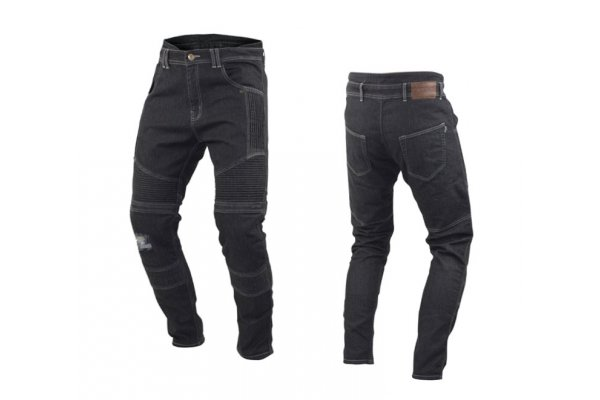 1966 SK8 RIDING BLACK Denim Pants