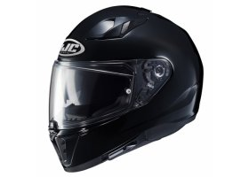 Kask i70 METAL BLACK