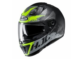 Kask i70 RIAS BLACK/FLUO GREEN MC4HSF