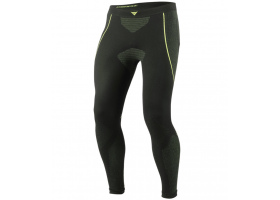 Spodnie Dainese D-Core Dry Pant LL Black/Yellow-Fluo