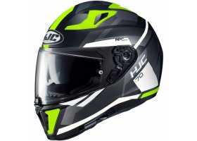 Kask i70 ELIM BLACK/FLUO GREEN MC4HSF