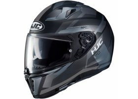 Kask i70 ELIM BLACK/GREY MC5SF