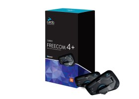 Interkom dla motocyklisty SCALA RIDER FREECOM 4+ DUO JBL