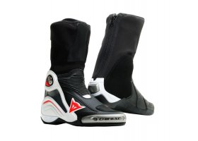 BUTY DAINESE AXIAL D1 BOOTS BLACK/WHITE/RED