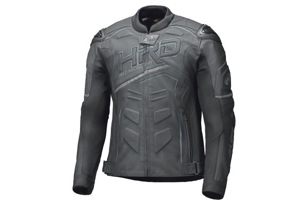Kurtka Safer II LEATHER JACKET BLACK