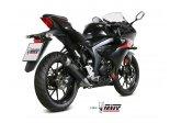 Układ wydechowy KAWASAKI Z650 2017 MIVV DELTA RACE Full system 2x1