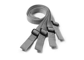 Kriega Subframe Loops Silver