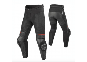 Spodnie AIR FRAZER D1 Leather-TEX Pants Black