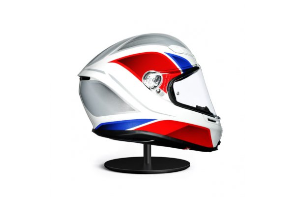 KASK K6 E2205 MULTI Max Vision PINLOCK Hyphen White/Red/Blue