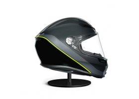 KASK K6 E2205 MULTI Max Vision PINLOCK Minimal Gunmetal/Black/Yellow Fluo