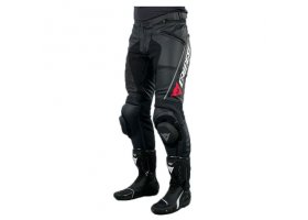 Delta Pro C2 Leather Pants Black/Black
