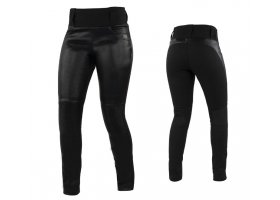 2061 Leather leggins Black SLIM FIT