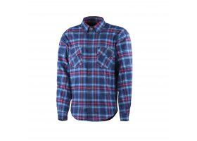 1871 Timber 2.0 Shirt Jacket Blue/Red Koszula Motocyklowa