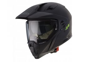 Kask Motocyklowy CABERG XTRACE 17 MATT BLACK