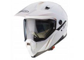 Kask Motocyklowy CABERG XTRACE A1 White