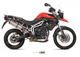 Układ wydechowy MIVV Tiger 800 2011+ Suono Inox