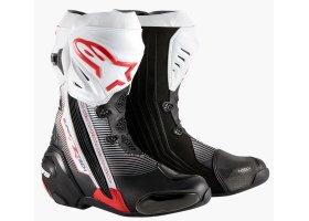 Buty Alpinestars Supertech R Black/White/Red