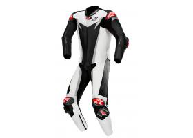 Kombinezon skórzany Alpinestars GP Tech V3 1-Piece Leather Suit Tech-Air® Compatible Black/White/Silver