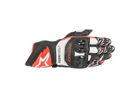 Rękawice ALPINESTARS GP Pro R3 Black/White/Bright Red