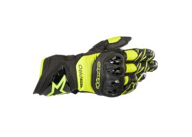 Rękawice ALPINESTARS GP Pro R3 Black/Yellow Fluo