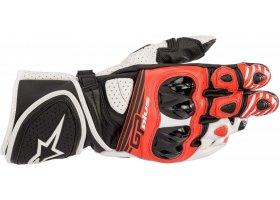 Rękawice ALPINESTARS GP Plus R V2 Black/White/Bright Red