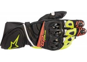 Rękawice ALPINESTARS GP Plus R V2 Black/Yellow Fluo/Red Fluo