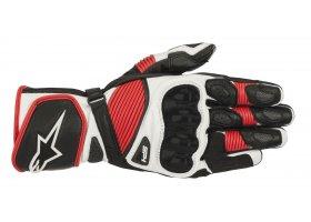 Rękawice ALPINESTARS SP-1 V2 Black/White/Red