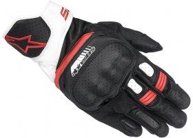 Rękawice ALPINESTARS SP-5 Black/White/Red