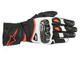 Rękawice ALPINESTARS STELLA SP-1 V2 Black/White/Red Fluo