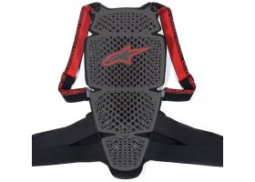 Ochraniacz ALPINESTARS NUCLEON KR-Cell Smoke Black/Red