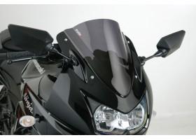 Szyba sportowa PUIG do Kawasaki Ninja 250R 08-12 (mocno przyciemniana)