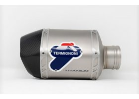 Układ wydechowy TERMIGNONI Kawasaki NINJA 400 / Z400 2018+ SLIP-ON TYTAN REF: K083094SO04
