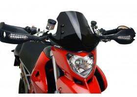 Owiewka PUIG do Ducati Hypermotard 796 / 1100S (mocno przyciemniana) 5196F