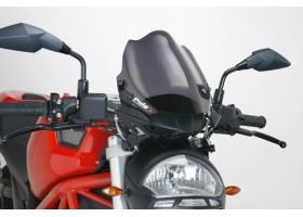 Owiewka PUIG do Ducati Monster 696 / 796 / 1100 (mocno przyciemniana) 4672F
