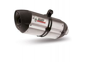 Układ wydechowy MIVV SUONO STAL SLIP-ON HONDA CBR 250 R 2011 - 2014