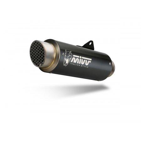 Układ wydechowy MIVV GP PRO BLACK STAL SLIP-ON HONDA CB 500 F 2019 - TERAZ