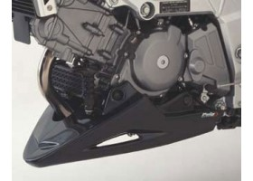 Spoiler silnika PUIG do Suzuki DL650 04-11 / SV650 99-02 / SV650/S 03-08 (czarny mat)